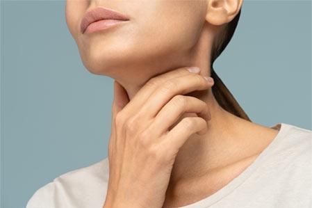 Ból gardła i jego rodzaje